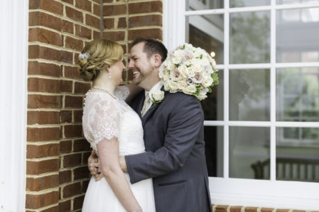 Wendy and David's Fauquier Spring's Country Club Wedding | www.meganannphoto.com