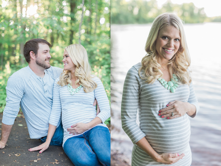 Ashley and Steve Lake Brittle Maternity Session   www.meganannphoto.com