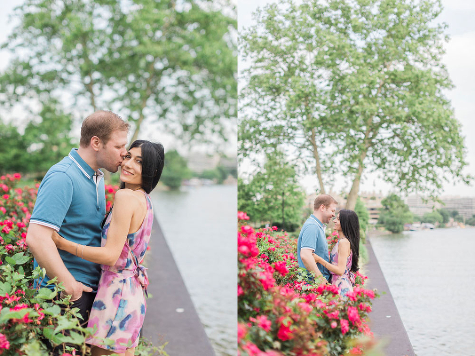 Waterfront Georgetown Engagement Session | www.meganannphoto.com